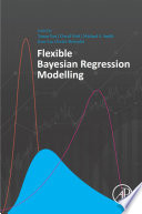 Flexible Bayesian Regression Modelling Book