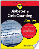 """Diabetes & Carb Counting For Dummies"" by Sherri Shafer"