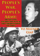 People's War, People's Army; The Viet Cong Insurrection Manual For Underdeveloped Countries [Pdf/ePub] eBook
