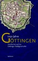 1050 Jahre Göttingen