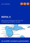 Repol 2009 Repertoire Politiques des elus de Guadaloupe