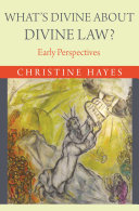 What s Divine about Divine Law