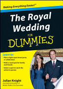 The Royal Wedding For Dummies, Enhanced Edition