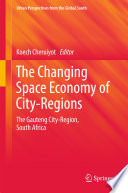 The Changing Space Economy Of City Regions Book