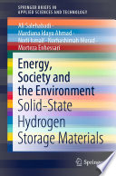Energy  Society and the Environment Book