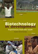 Biotechnology in Development