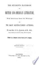 The Student's Handbook of British and American Literature