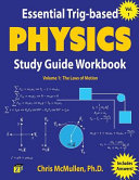 Essential Trig Based Physics Study Guide Workbook Book