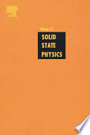 Solid State Physics Book