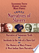 Read Online Three Narratives of Slavery Epub
