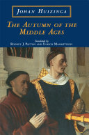 The Autumn of the Middle Ages Pdf/ePub eBook