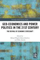 Geo-economics and Power Politics in the 21st Century Pdf/ePub eBook