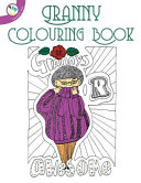 Granny Colouring Book
