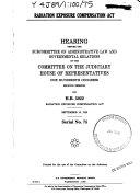 Radiation Exposure Compensation Act