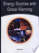 Energy Sources And Global Warming Book PDF