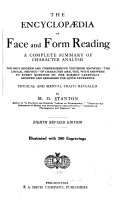 The Encyclop  dia of Face and Form Reading