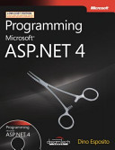 PROGRAMMING MICROSOFT ASP.NET 4 (With CD )