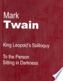 King Leopold S Soliloquy PDF