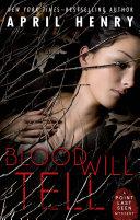 Blood Will Tell Pdf/ePub eBook