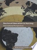 Doctoral Education In Nursing