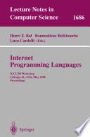 Internet Programming Languages