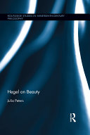 Hegel on Beauty
