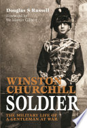 Winston Churchill Soldier