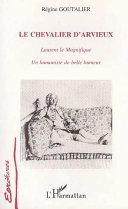 Le chevalier d'Arvieux [Pdf/ePub] eBook