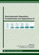 Electrophoretic Deposition: Fundamentals and Applications IV Pdf/ePub eBook