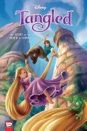 Disney Tangled: The Story of the Movie in Comics Pdf/ePub eBook