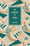 The Language of Drama