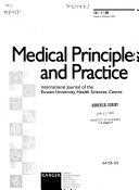 Medical Principles and Practice