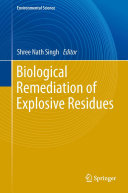 Biological Remediation of Explosive Residues ebook