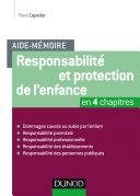Pdf Aide-mémoire - Responsabilité et protection de l'enfance Telecharger