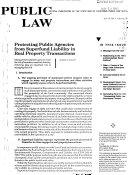 Public Law Journal