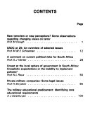 Strategic Review for Southern Africa