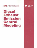 Diesel Exhaust Emission Control Modeling