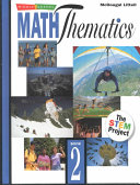 Middle Grades Math Thematics Book