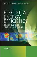Electrical Energy Efficiency