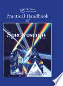 Practical Handbook of Spectroscopy