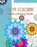 I Love Coloring Book PDF