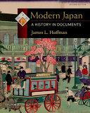 Modern Japan Book