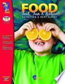 Food Fact  Fun   Fiction Gr  1 3 Book