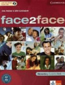 Face2face Elementary Student s Book with CD ROM Klett Edition