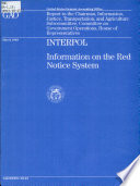 INTERPOL Book PDF