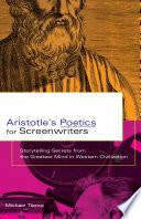 Aristotle S Poetics For Screenwriters