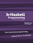 Haskell Programming from First Principles
