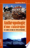 Anthropologie d'une catastrophe