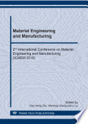 Material Engineering And Manufacturing Book PDF