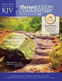 KJV Standard Lesson Commentary r  Deluxe Edition 2015 2016